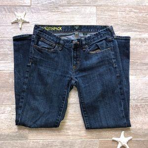 J. Crew Toothpick Skinny Jeans Size 26